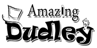 Amazing Dudley Body Art Logo